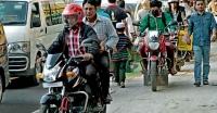 মোটরসাইকেলে আরোহী পরিবহনে নিষেধাজ্ঞা জারি