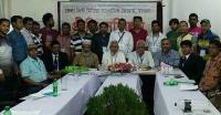 বরগুনা জেলা প্রিন্ট মিডিয়া সাংবাদিক ফোরামের কমিটি গঠন