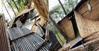 ভোলায় কালবৈশাখীতে লণ্ডভণ্ড ৪০০ বাড়িঘর, মাঝি নিহত