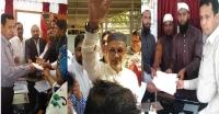 বরগুনা সংসদীয় আসনে ১৯জন প্রার্থী মনোনয়ন দাখিল