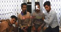 পাথরঘাটায় নৌকা সমর্থকদের হামলায় জাতীয় পার্টির ১০ নেতা-কর্মী আহত