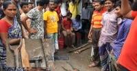পাথরঘাটায় ব্যাবসায়ীর কাছ থেকে ৫০ হাজার টাকা ছিনতাই, মারধর (ভিডিও সহ)