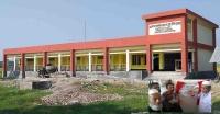 মঠবাড়িয়ায় প্রাথমিক বিদ্যালয়ের নতুন ভবন উদ্বোধন