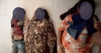 আমতলীতে সড়ক দুর্ঘটনায় মা-ছেলেসহ তিনজন নিহত