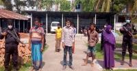 পটুয়াখালীতে ৬৫ হাজার ইয়াবাসহ আটক ৮ করেছে র্যাব (ভিডিও সহ)