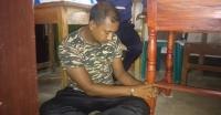 পাথরঘাটায় সেনাবাহিনীর গোয়েন্দা কর্মকর্তা আটক