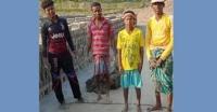 ইন্দুরকানীর ইটভাটা থেকে শিকলে বাঁধা ৪ শ্রমিক উদ্ধার