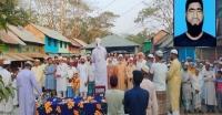 বেতাগীতে সিজদারত অবস্থায় মুসল্লীর মৃত্যু