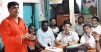 প্রশাসনও চায় নয়টা ইউনিয়নে নৌকা হোক - বরগুনায় আওয়ামীলীগ নেতা